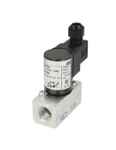 Solenoid valves for gas VG