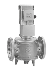 Motorised valves for gas VK