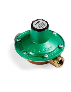 4 kg, 20 - 60 mbar regulator