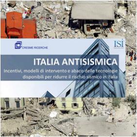 LE TECNOLOGIE DI NRG TECH AD ITALIA ANTISISMICA